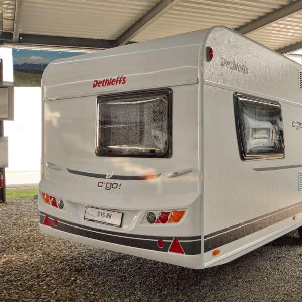 camperlife rivista camperisti recensioni caravan dethleffs,c'go 515 RK