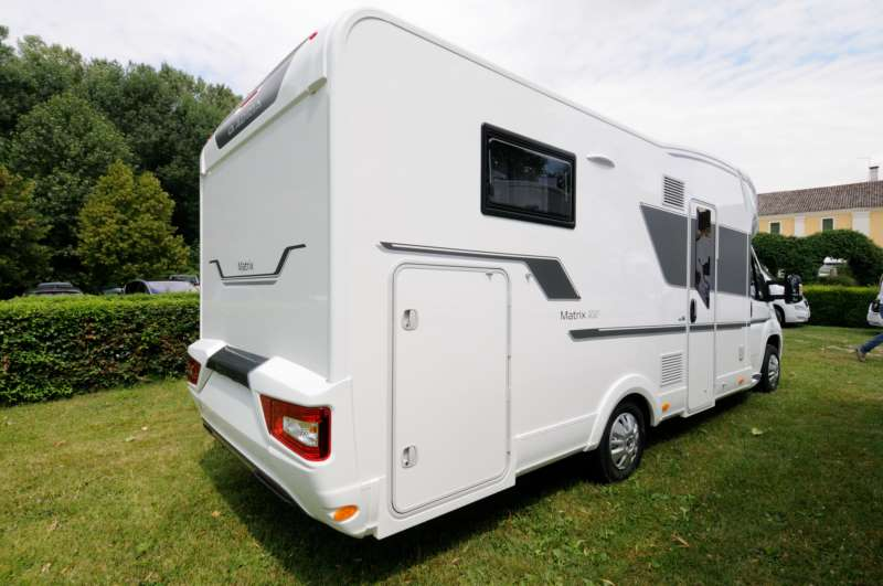 camperlife rivista camperisti recensioni camper Adria Matrix 670 DC Plus