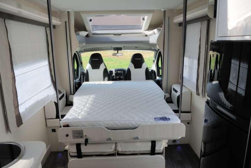 Chausson 620 welcome i test di camperlife camper life - Mobili per garage ...