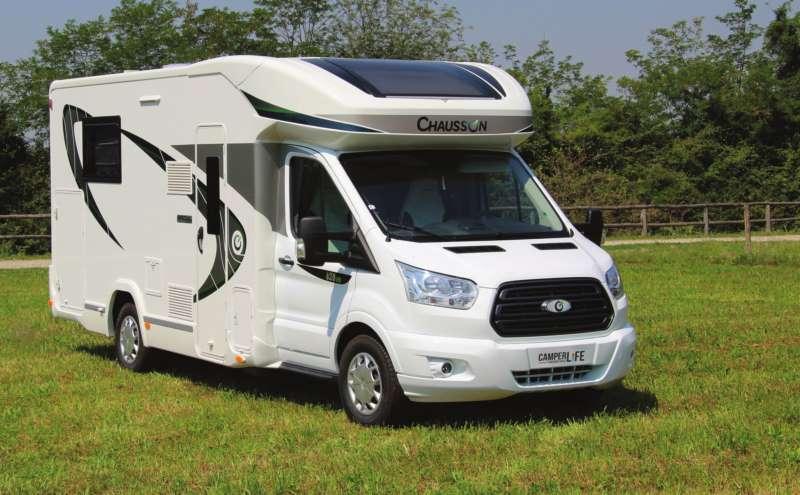 plus de photos d3580 ea126 Chausson 628 EB Special Edition | Colpo d'occhio sul camper ...