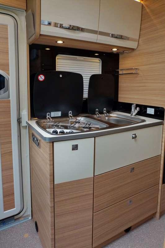 Dethleffs globebus t6 gt i test di camperlife camper life - Quiz sulla cucina ...