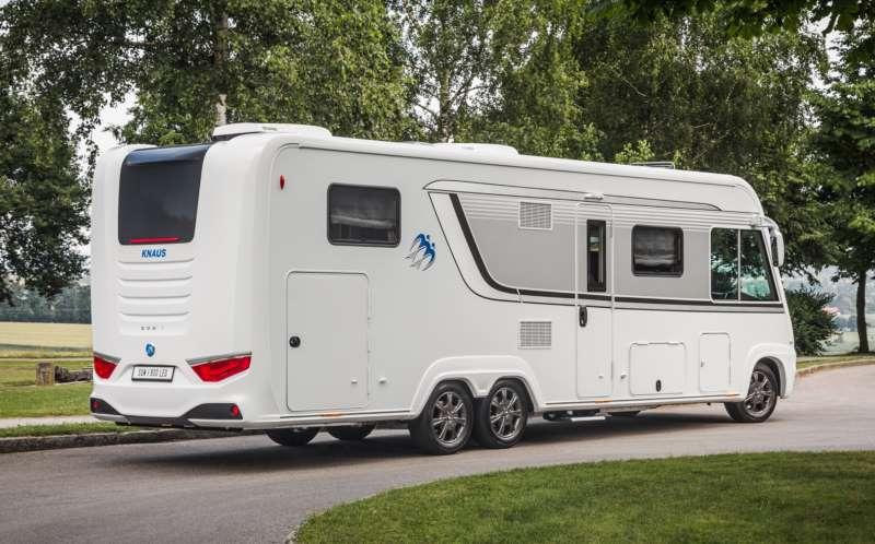 Salone del camper 2015 le preview knaus camper life for Planimetrie del garage rv