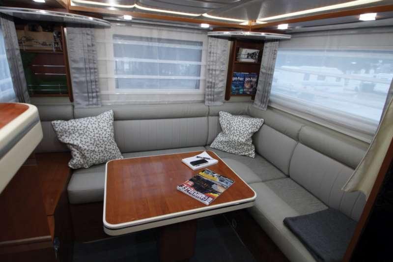 Mobilvetta k yacht tekno line mh80 i test di camperlife - Coprilavello cucina acciaio ...