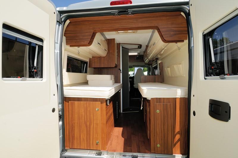 Salone del camper 2016 le preview roller team camper life for Aggiunta garage modulare