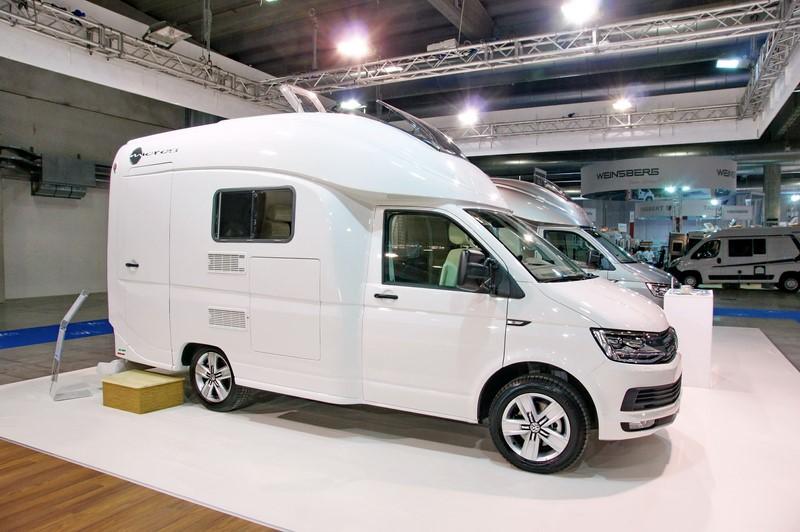Salone del camper 2016 le preview wingamm camper life for Monoscocca in vetroresina