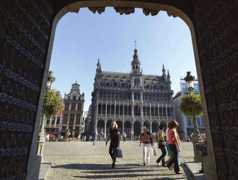 Bruxelles Belgio incontri siti di incontri per giovani ragazzi