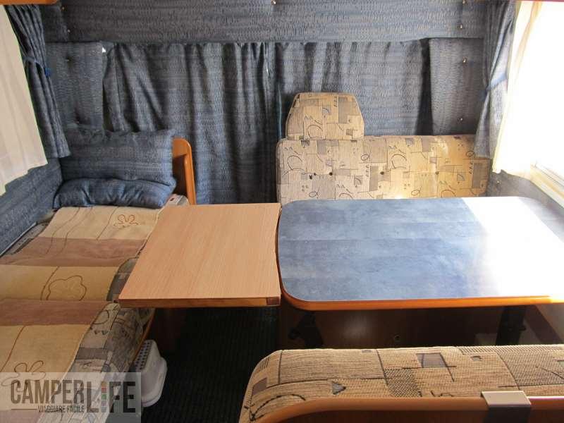 Tavoli Per Camper Allungabili.Realizzare Una Prolunga Per Il Tavolo Del Camper Camper Life