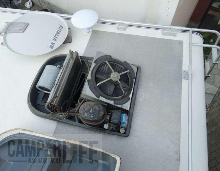 Come Installare Un Condizionatore : Installare un condizionatore da tetto telair h