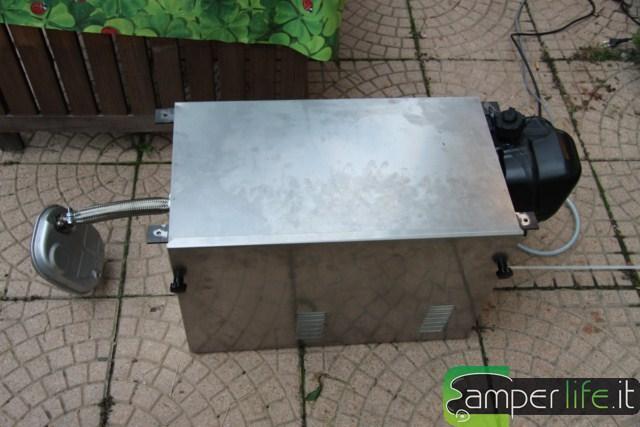 Modifica Del Generatore Per Installazione Fissa Sul Camper Camper Life