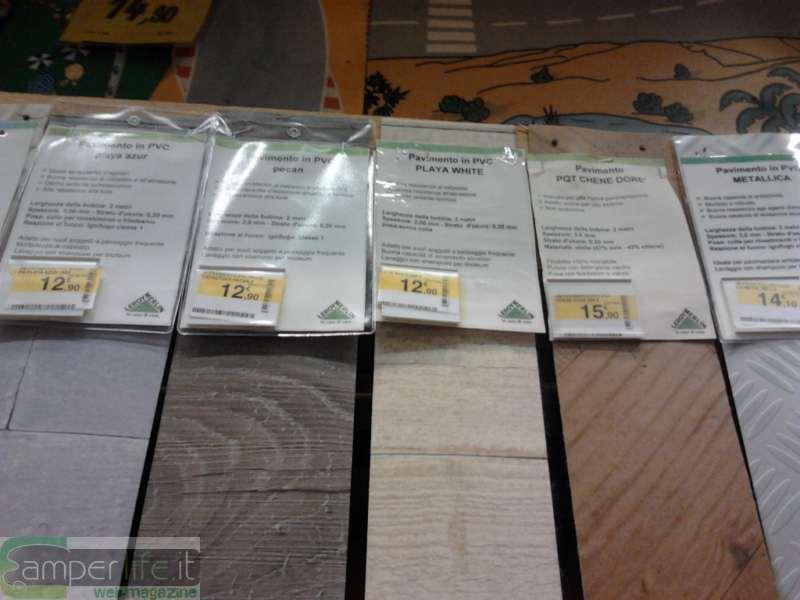Linoleum prezzi leroy merlin for Pannelli in pvc leroy merlin