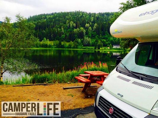 camper camperlife rivista camper camperisti viaggi nord europa