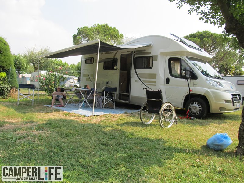 camper rivista camperisti camperlife disabili in camper