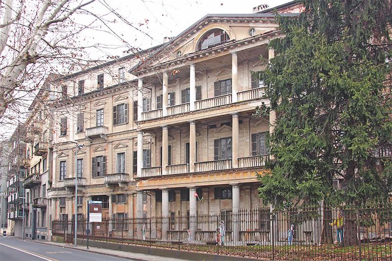 Casa Bossi, credit Alessandro Vecchio