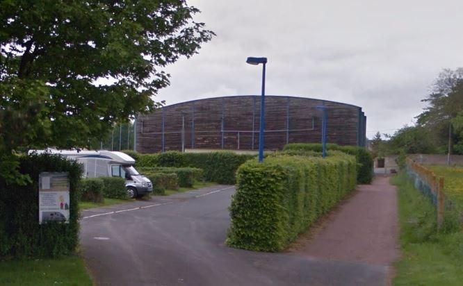 Colleville montgomery area attrezzata aa comunale for Garage ad colleville montgomery