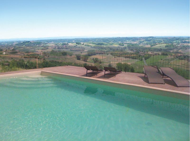 Alfiano natta alessandria piemonte agriturismo crealto camper life il portale del camper e - Agriturismo con piscina in piemonte ...