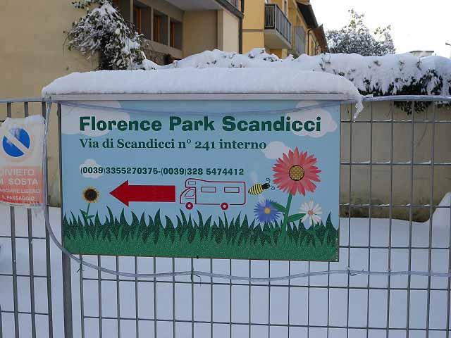 florence camper scandicci cultura - photo#13