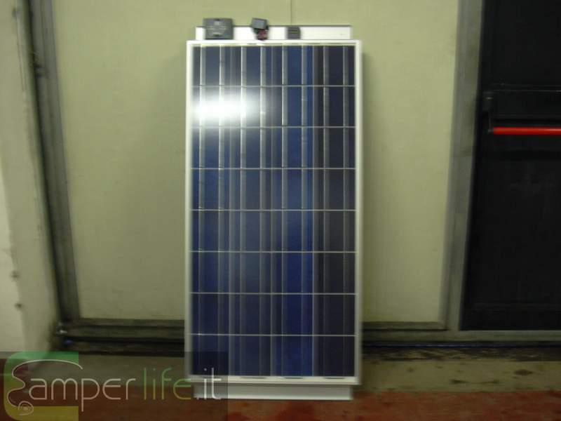 Installare il pannello fotovoltaico sul camper  Camper Life