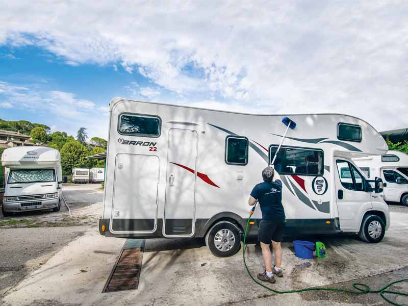Pulizia del camper le inchieste di camperlife camper life