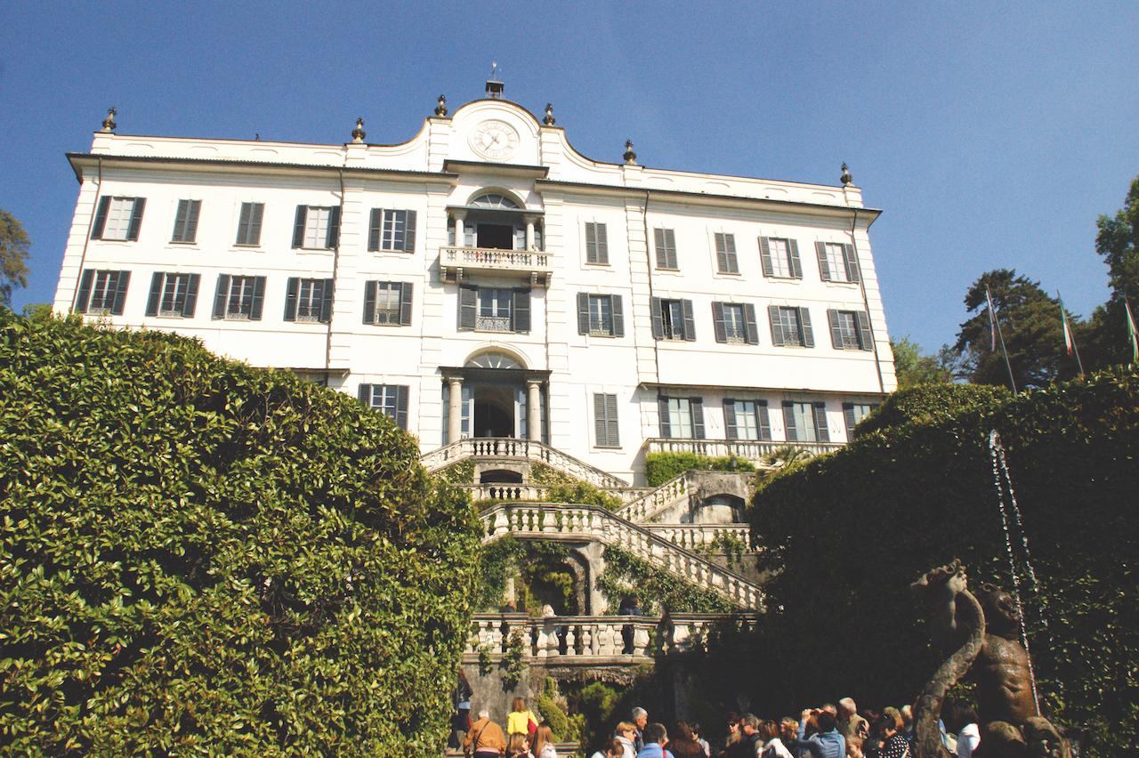 Villa Carlotta, Parco