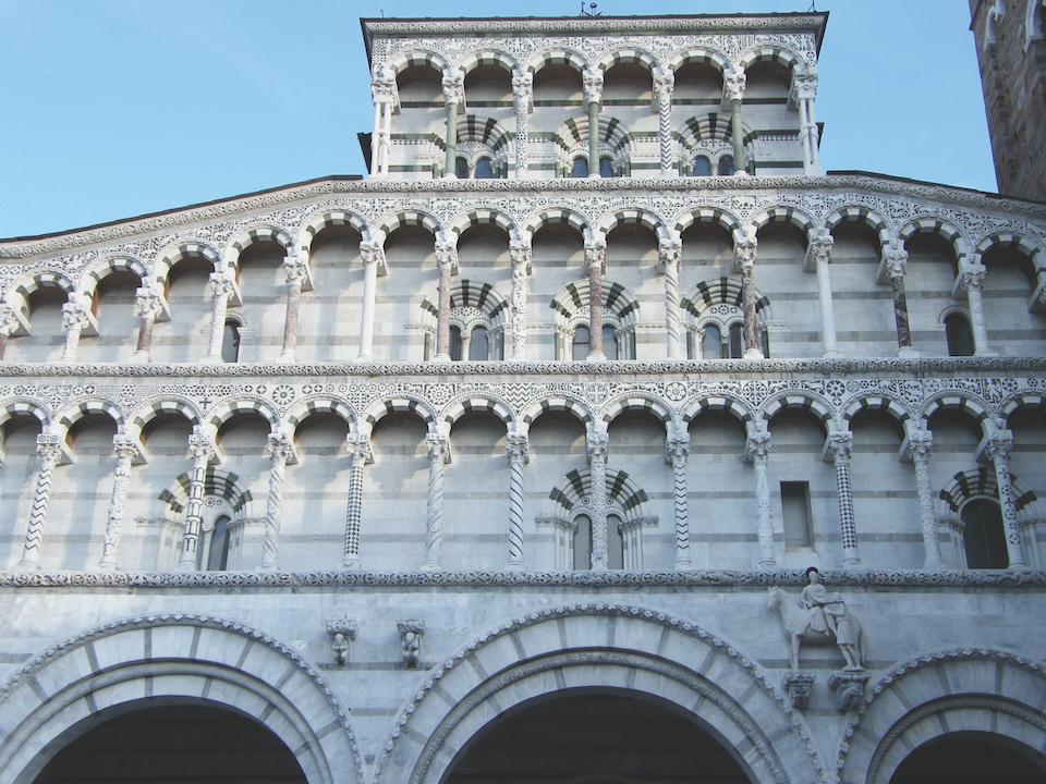 Lucca Duomo  di San Martino