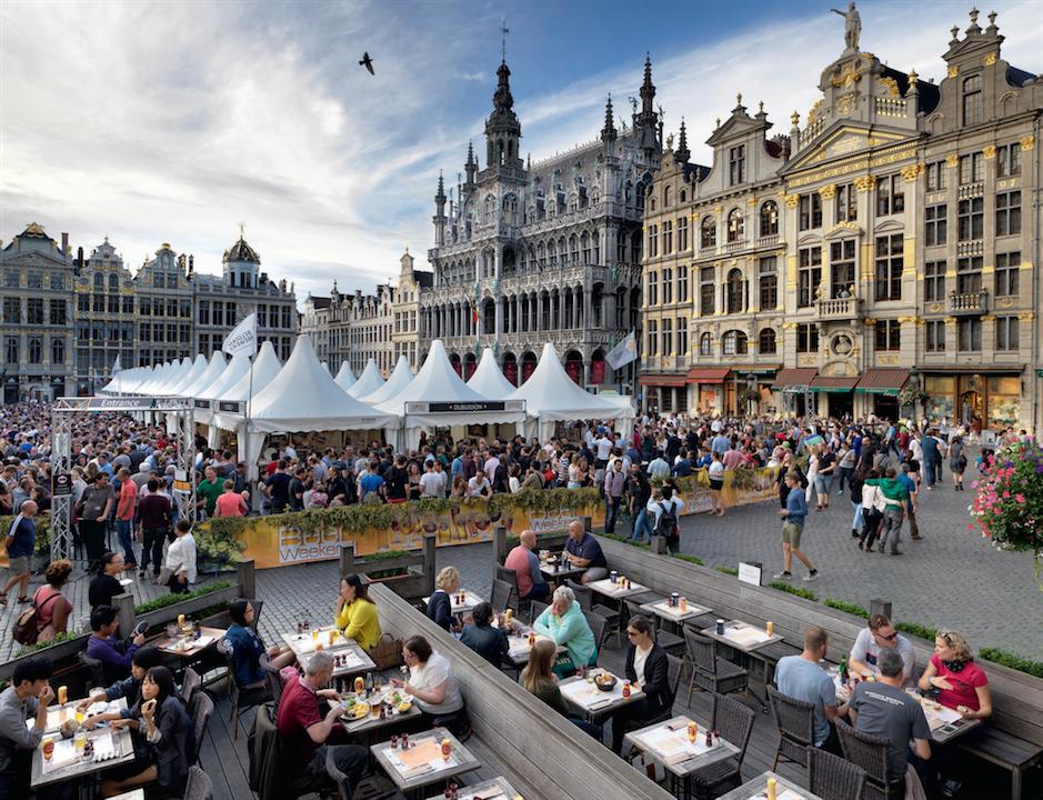 Belgian beer weekend, ©Milo Profi/Visit Flanders