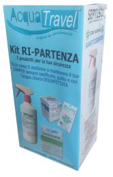 kit ripartenza acquatravel