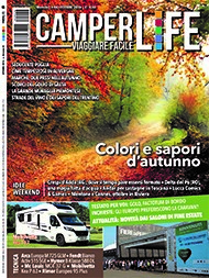 Ultimo numero di Camperlife