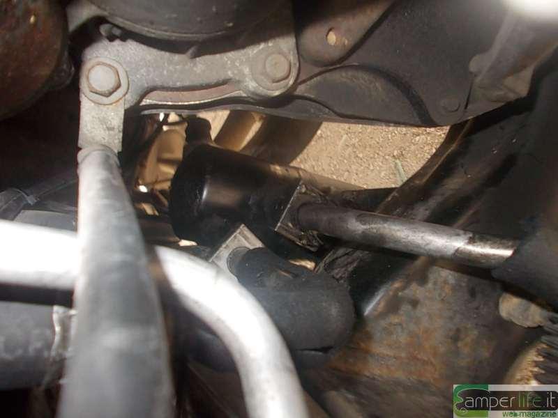 Installare il condizionatore su un vecchio ford transit for Filtro per cabina di fusione ford
