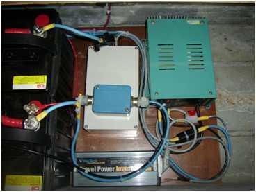 Installazione di 2 batterie servizi su rimor sb678 for Centralina per impianto di irrigazione a batteria