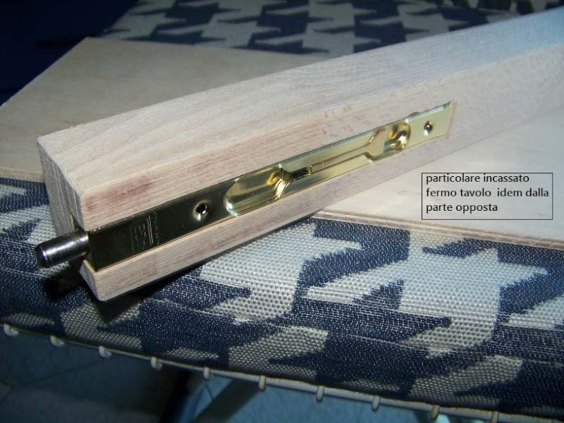 Tv a scomparsa su mobilvetta opera camper life - Portabici in legno ...