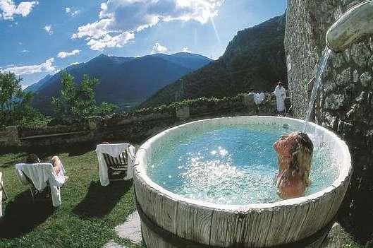 Speciale inverno in camper tra sci e relax bormio e le - Bormio bagni vecchi indirizzo ...