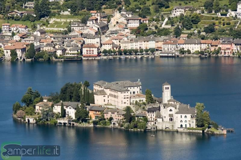 Villa Fai Lago Orta