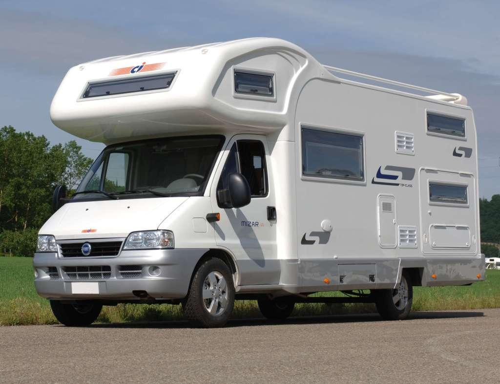 CI Mizar GTL 2005-2006   Camper usati   Camper Life