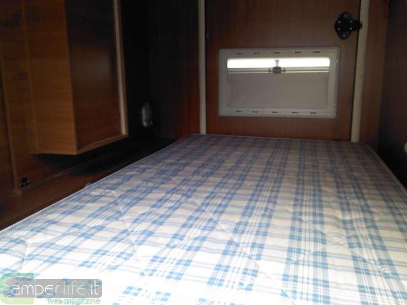 Mobilvetta kea modifica del matrimoniale posteriore - Pronto letto camper ...