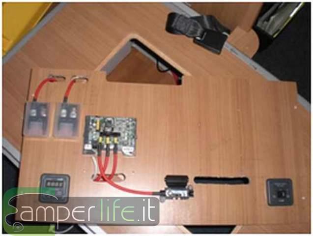 Schema Elettrico Caricabatteria Pannello Solare : Tutorial per installare pannelli solari in faidate