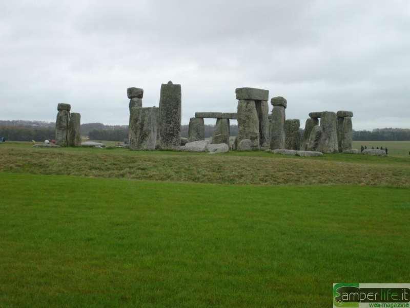 camper inghilterra stonehenge