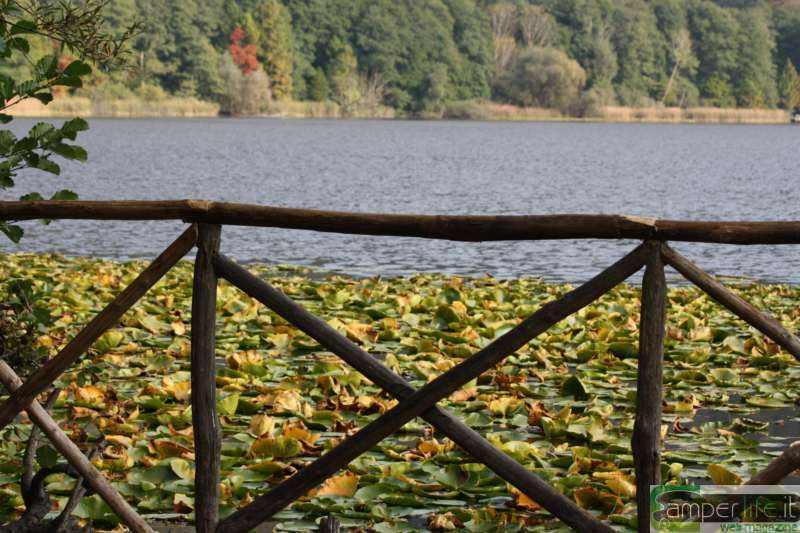 camper viaggi basilicata melfi laghi di Monticchio