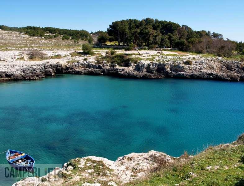 camper Puglia mare Otranto