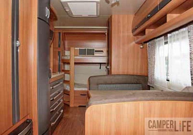 Test caravan Hobby De Luxe 490 KMF   Camper Life