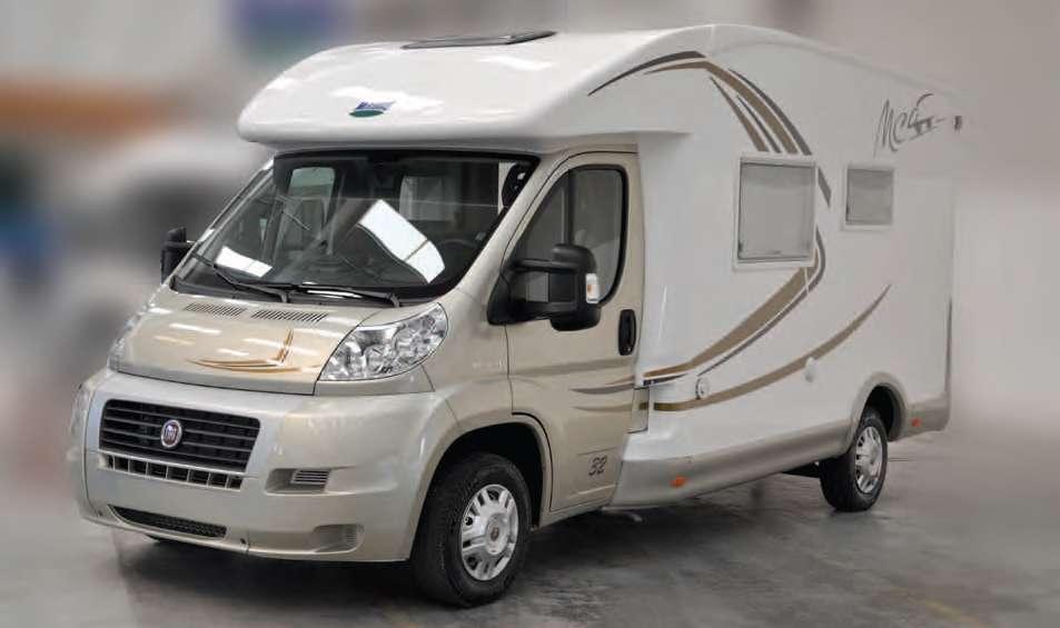 I test di camperlife mc louis mc4 32 camper life for Case con annesso garage per camper