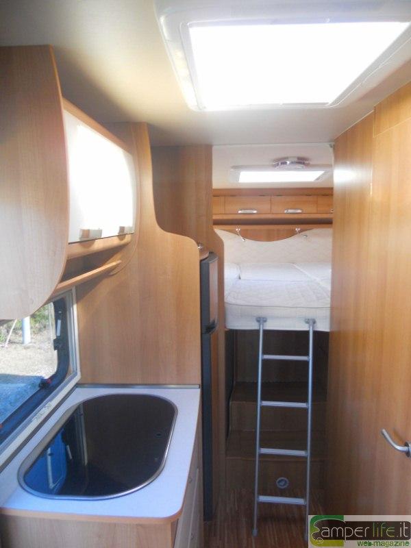 Novit p l a plasy p69 camper life - Blocco cucina 160 cm ...