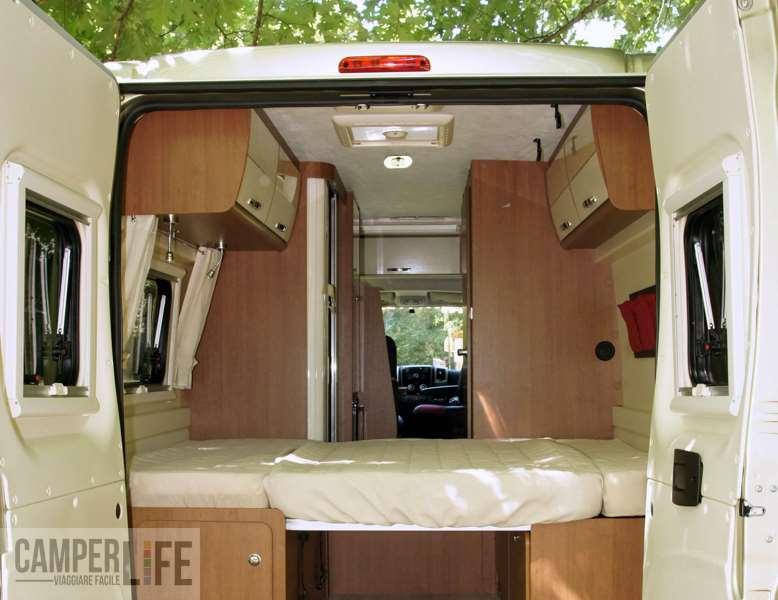 Colpo d'Occhio: Chausson Twist 07  Camper Life