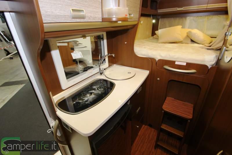 Laika x 610 r sp champagne e comfort al giusto prezzo - Blocco cucina 160 cm ...