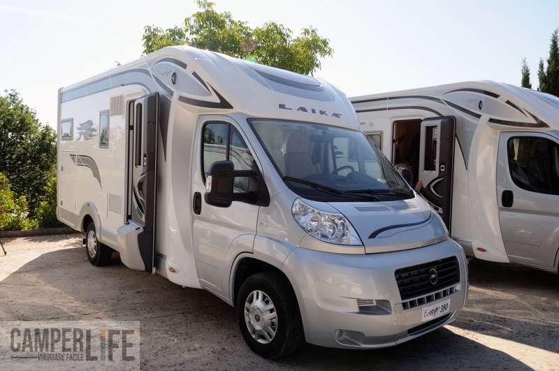 Wonderful Nuovi Laika Ecovip  CAMPER LIFE Il Portale Del Camper E Viaggi In