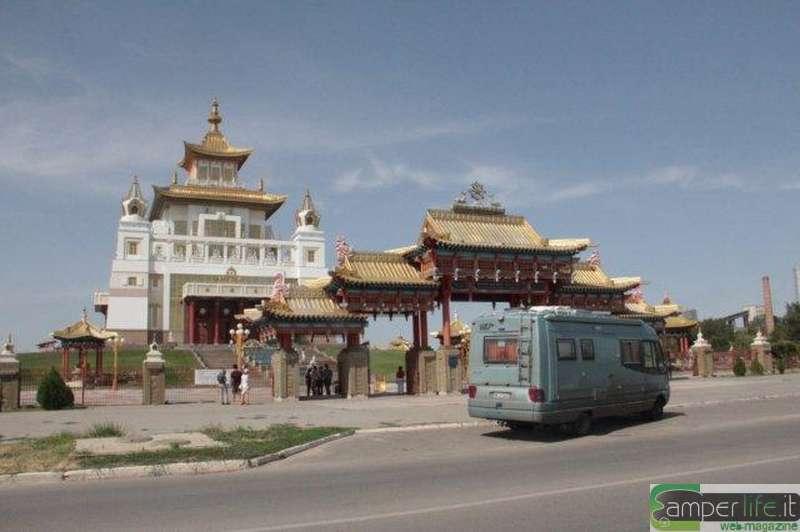 Dalla Mongolia a Parma, di ritorno dalle terre dell'Est